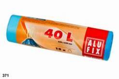 Pytle 40L do odpadkových košů se zatahovací páskou