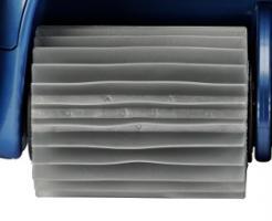 PVC kartáč na Vortex