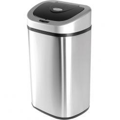 Bezdotykový koš Helpmation na tříděný odpad 2x40 litrů