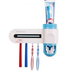 Helpmation Dávkovač zubní pasty a sterilizér zubních kartáčků GFS-302