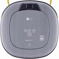 LG Hom-Bot VR9647PS WiFi + 10 let záruky na motor