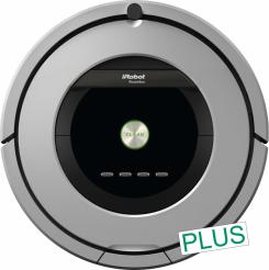 iRobot Roomba 886 PLUS + 2500 Kč zpět
