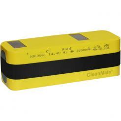 CleanMate NiMh baterie pro QQ-1/QQ-2 2500mAh