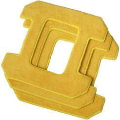 Sada utěrek pro Hobot 268/288 - žluté