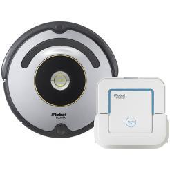 iRobot Roomba 616 + Braava jet 240